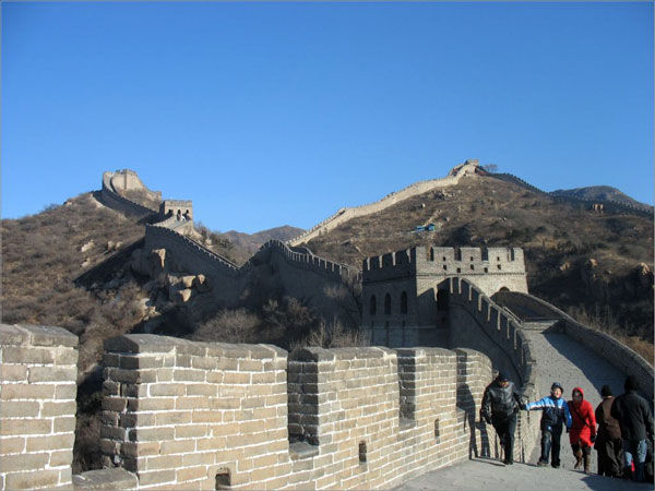 One Day Mutianyu Great Wall & Forbidden City Tour