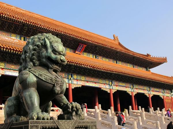 Forbidden City Heritage Walk Tour