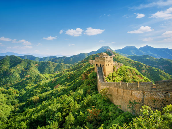 One Day Jinshanling Great Wall Hiking Tour