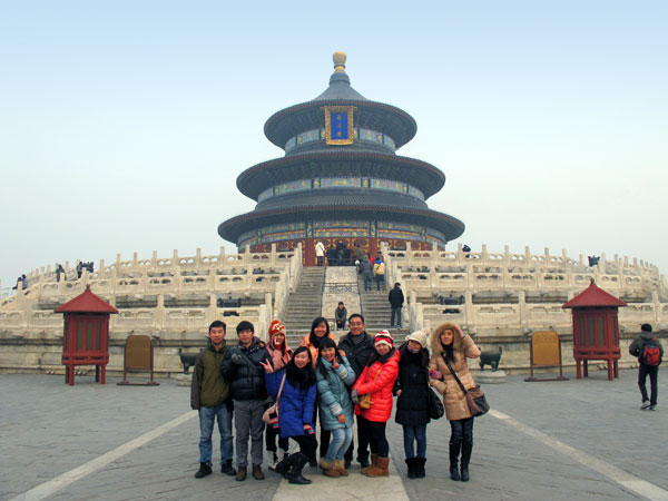 One Day Discover Beijing Walking Tour